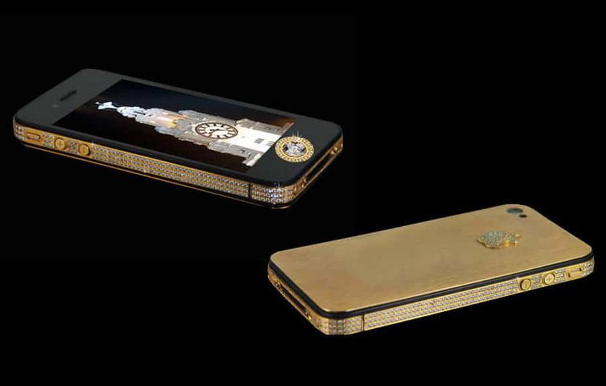 Cận cảnh dàn iPhone chỉ dành cho giới siêu giàu - Ảnh 7.