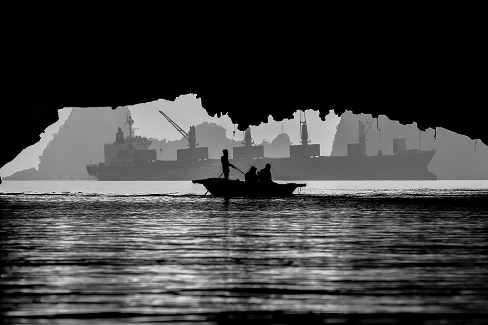 Loạt ảnh đen trắng của nhiếp ảnh gia Việt đạt giải quốc tế - Ảnh 7.