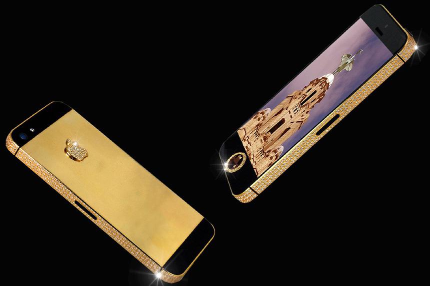 Cận cảnh dàn iPhone chỉ dành cho giới siêu giàu - Ảnh 8.