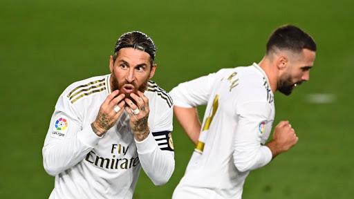 Hai ngôi sao trụ cột ở hàng thủ Real Madrid.
