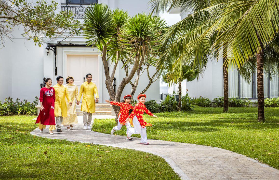 """Muôn sắc thái xuân """"vui tròn khoảnh khắc, Tết trọn yêu thương"""" trên đảo Ngọc - Ảnh 10."""