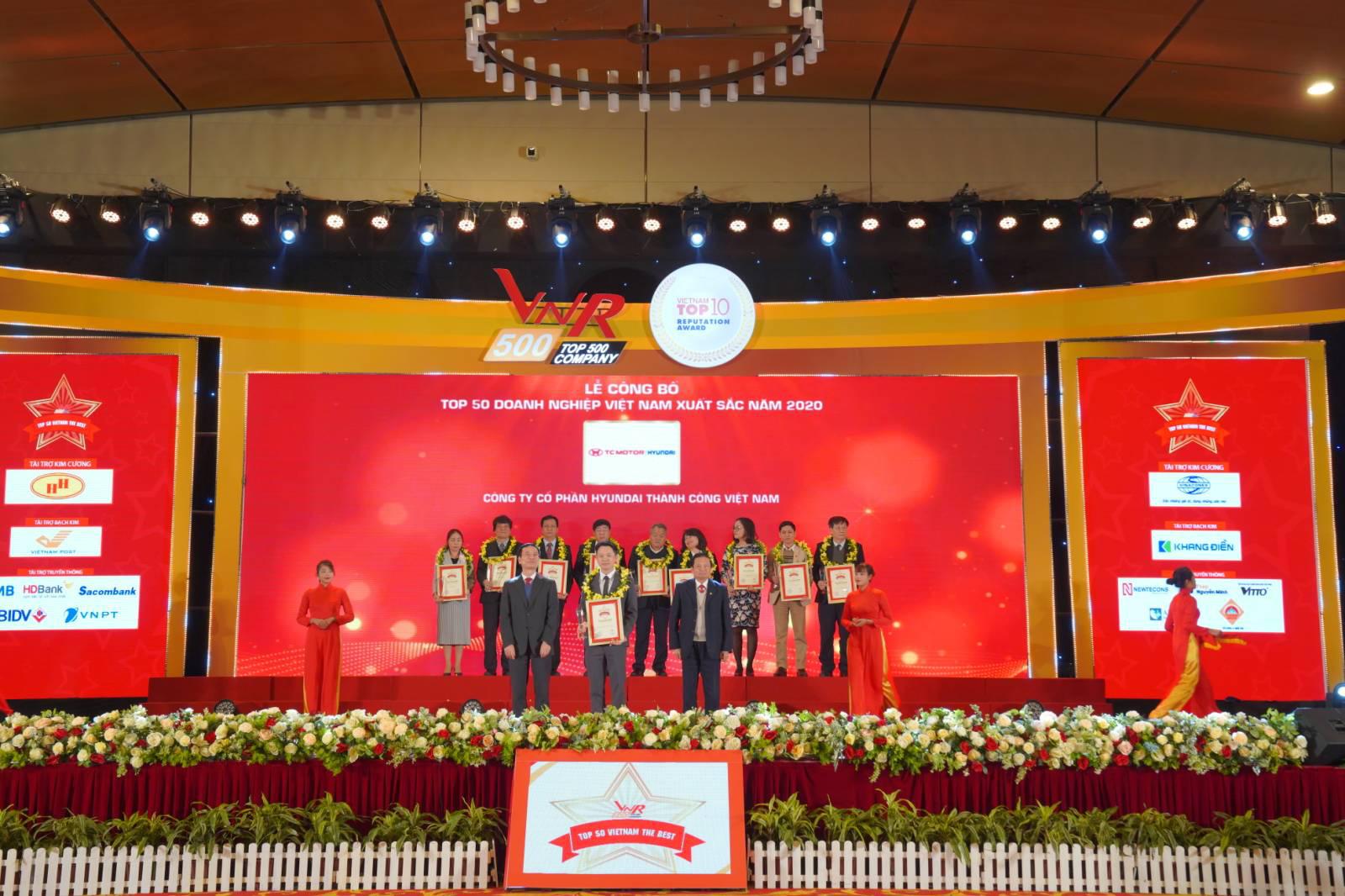 TC MOTOR xếp 12 trên bảng xếp hạng Top 500 Doanh nghiệp tư nhân lớn nhất Việt Nam - Ảnh 1.
