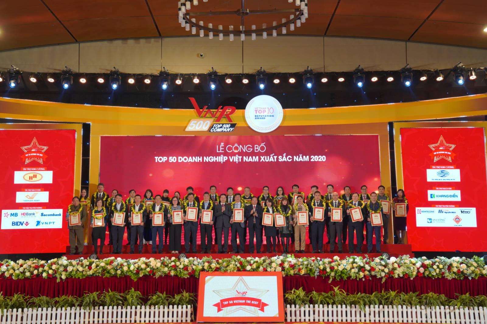 TC MOTOR xếp 12 trên bảng xếp hạng Top 500 Doanh nghiệp tư nhân lớn nhất Việt Nam - Ảnh 2.