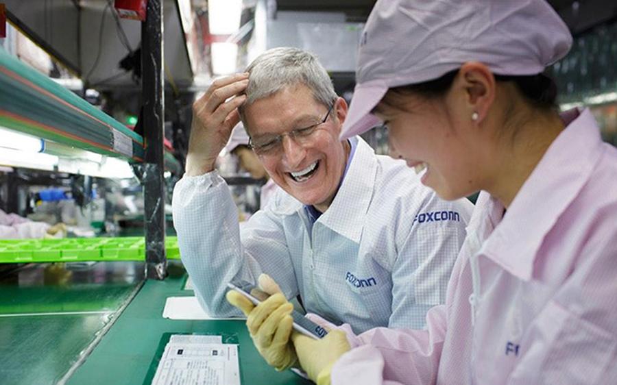 Việt Nam 'lọt vào mắt xanh' của Apple
