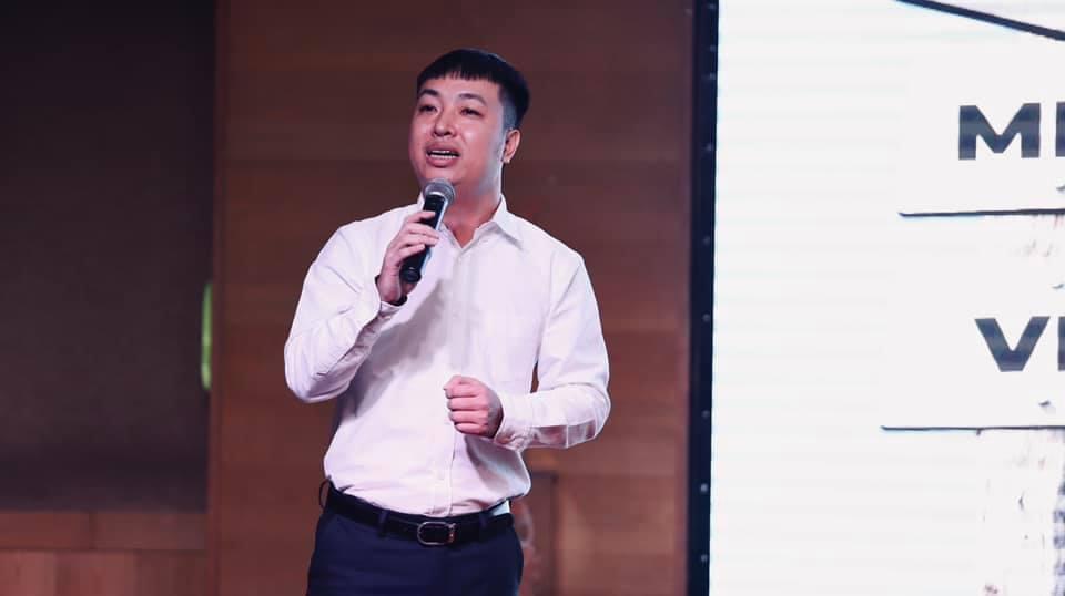 """CEO 8x Lê Minh Hải: """"Phát triển từ ứng dụng trí tuệ nhân tạo"""" - Ảnh 1."""