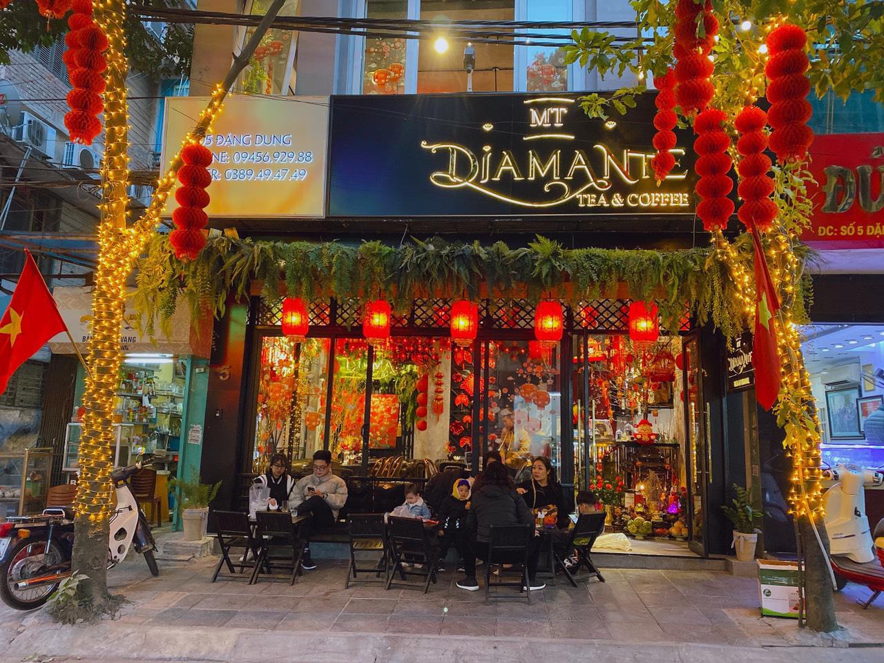 Top những quán cà phê view đẹp ở Hà Nội - Ảnh 9.