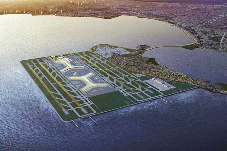 """Philippines """"hất cẳng"""" nhà thầu Trung Quốc khỏi dự án 10 tỷ USD - Ảnh 1."""