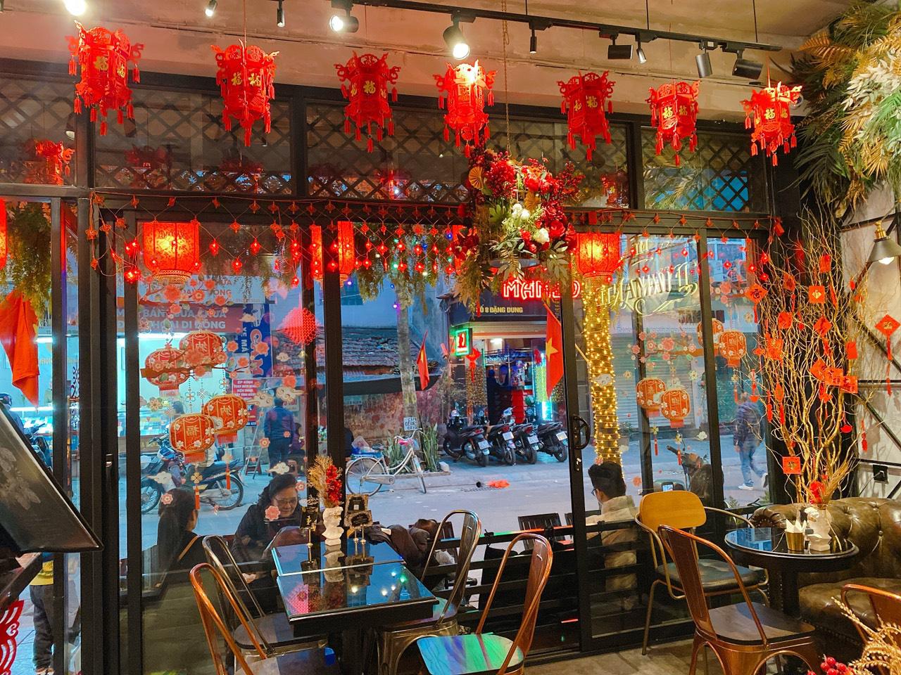 Top những quán cà phê view đẹp ở Hà Nội - Ảnh 10.