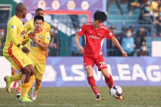 """HLV Trương Việt Hoàng: """"Viettel FC không chỉ đá vì mình""""... - Ảnh 1."""