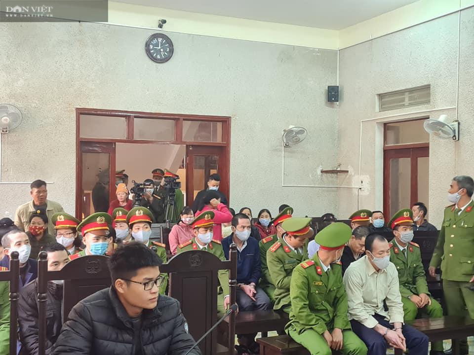 """Điện Biên: Tạm Hoãn lần 2 phiên toà phúc thẩm xét xử mẹ """"Nữ sinh giao gà"""" Trần Thị Hiền - Ảnh 2."""
