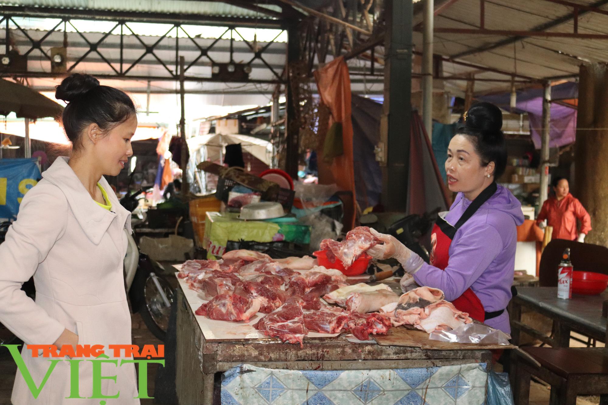 Thành phố Sơn La: Tăng cường các giải pháp phục vụ nhân dân đón tết Tân Sửu - Ảnh 3.