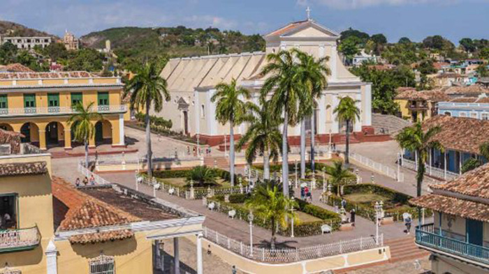 Trải nghiệm vũ điệu Salsa tại thị trấn cổ Trinidad đẹp nhất Cuba - Ảnh 4.