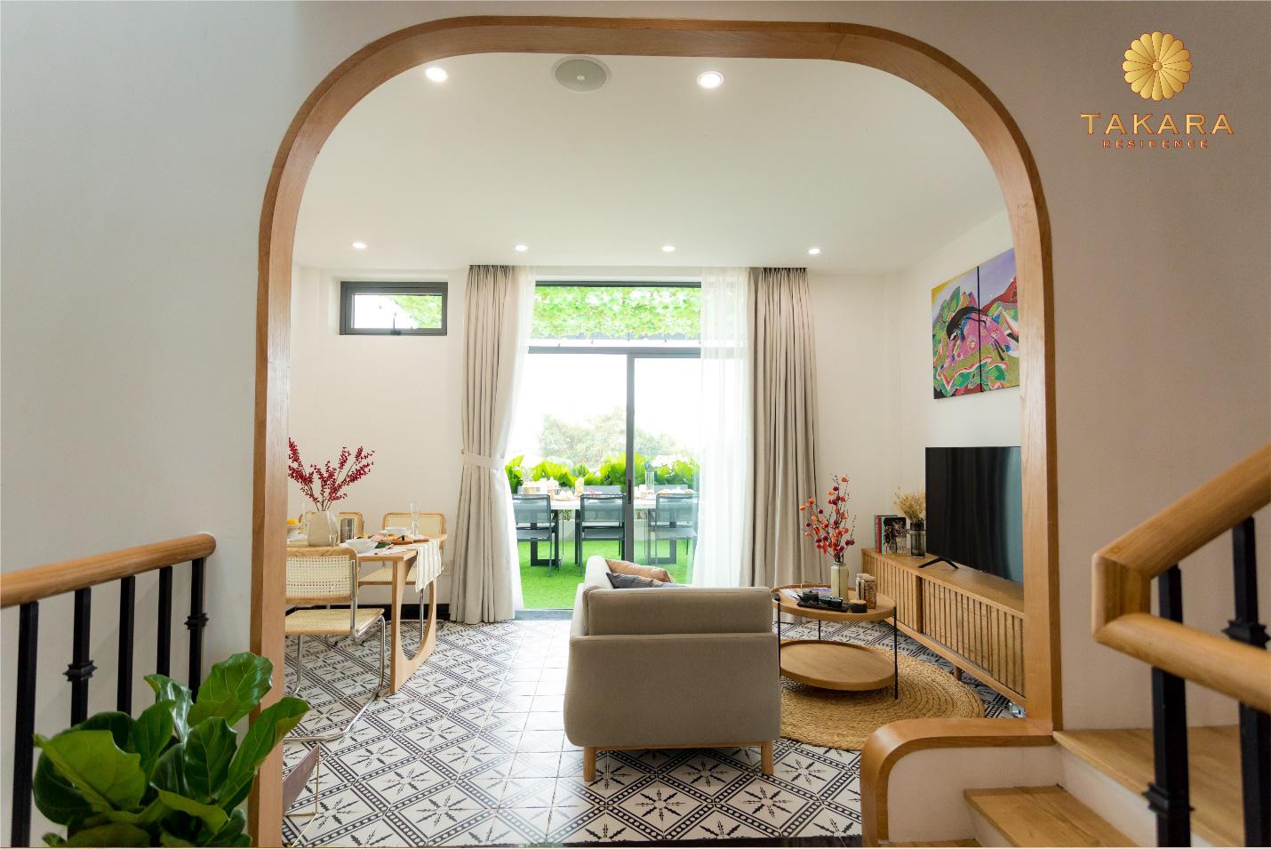 Takara Residence: Gia tăng giá trị từ hệ sinh thái theo phong cách Nhật - Ảnh 5.