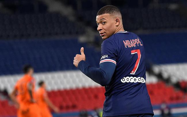 Mbappe có thể bị PSG bán.