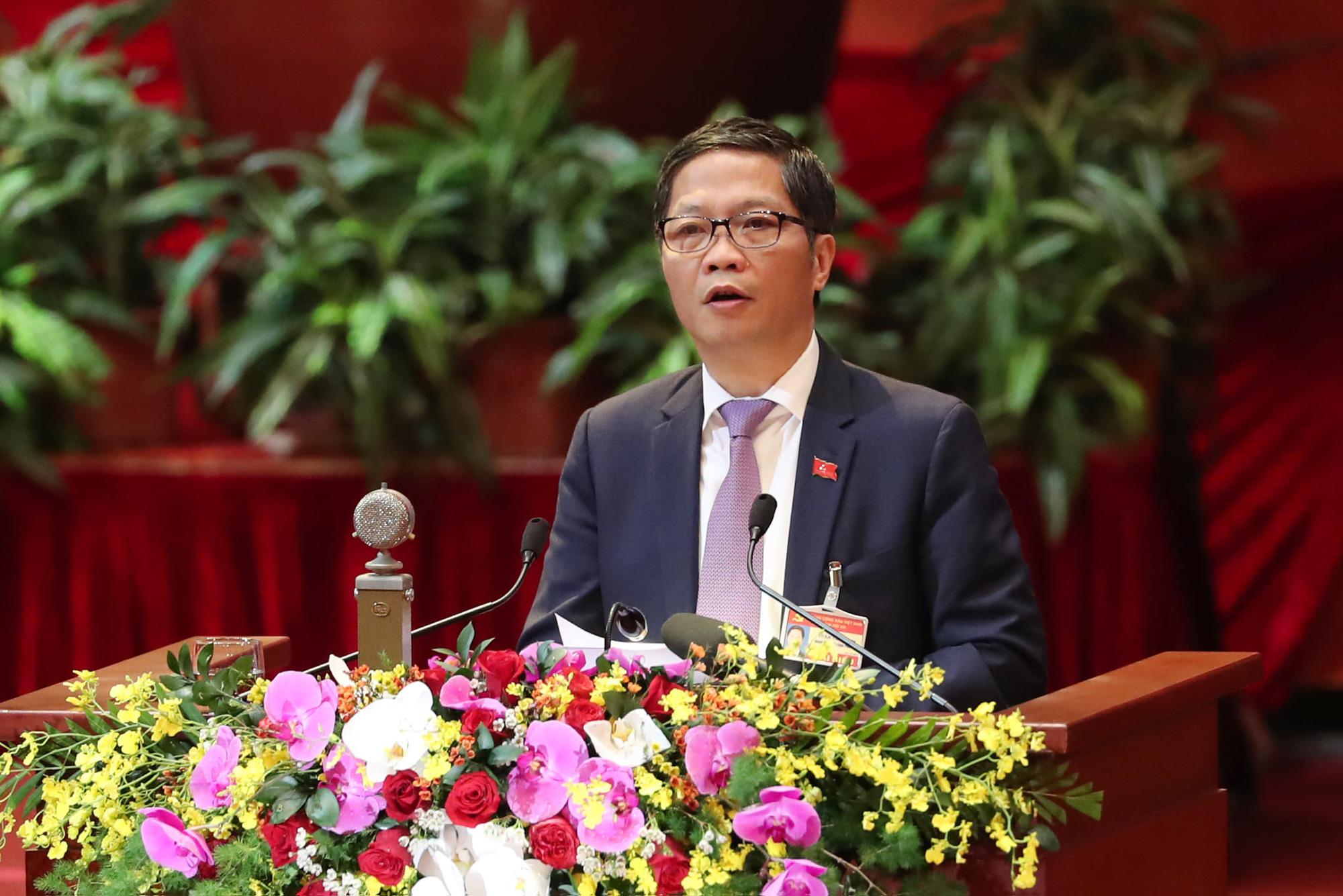 Bộ trưởng Trần Tuấn Anh: Chúng tôi băn khoăn cơ chế để địa phương chủ động nguồn cung thiết bị y tế - Ảnh 1.