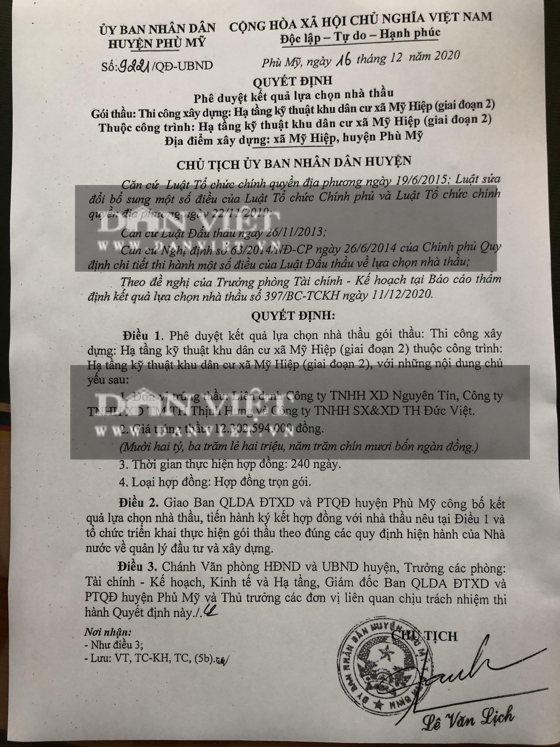 """Bất thường thi công công trình nhà nước chục tỷ ở Bình Định: Sẽ hợp thức hóa """"đất lậu""""… từ mỏ có giấy phép(?) - Ảnh 1."""