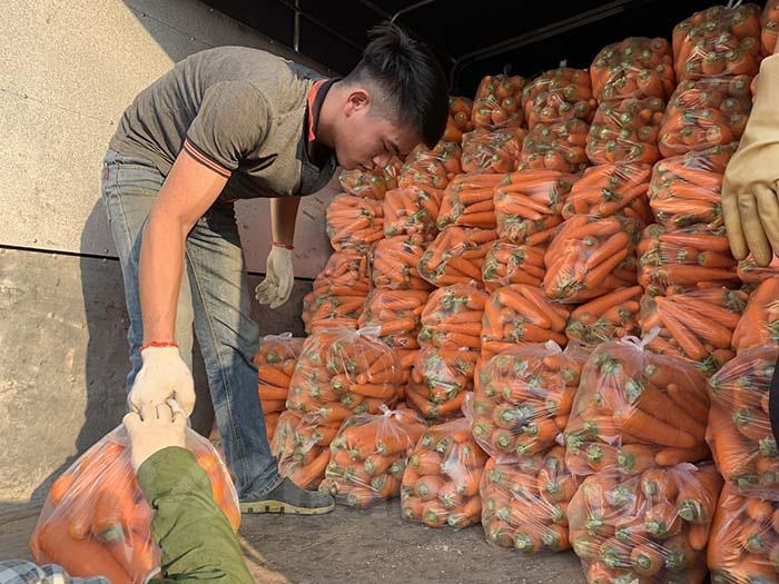 Xã nào của tỉnh Hải Dương trồng cà rốt nhiều nhất, được mùa trúng giá chưa từng thấy nhưng dân đang lo điều gì nhất? - Ảnh 5.