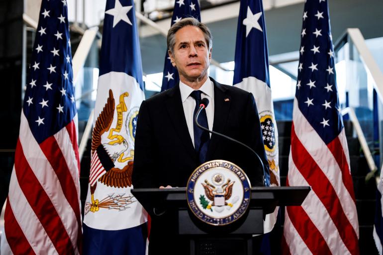 Vừa nhận chức, tân Ngoại trưởng Mỹ đã rắn mặt với Trung Quốc - Ảnh 1.