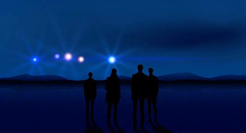 Phi công máy bay chở khách phát hiện UFO trên bầu trời - Ảnh 1.