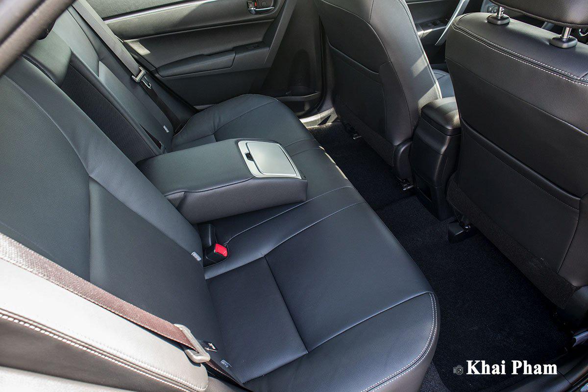 Nhược điểm của Toyota Corolla Altis mà người mua cần biết - Ảnh 1.