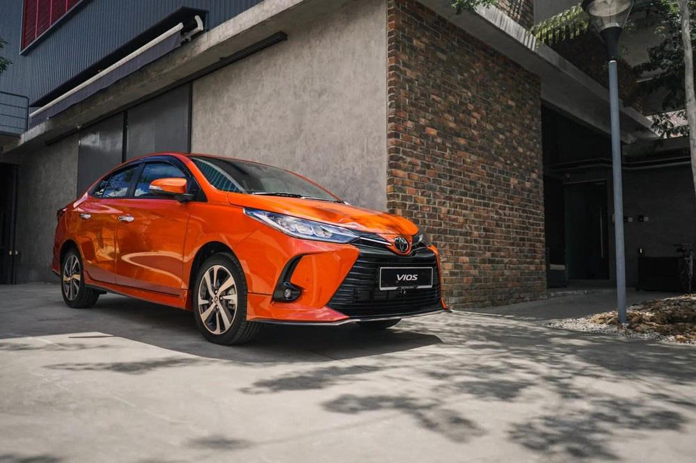 Người dùng có thể sẽ hụt hẫng về Toyota Vios 2021 - Ảnh 4.