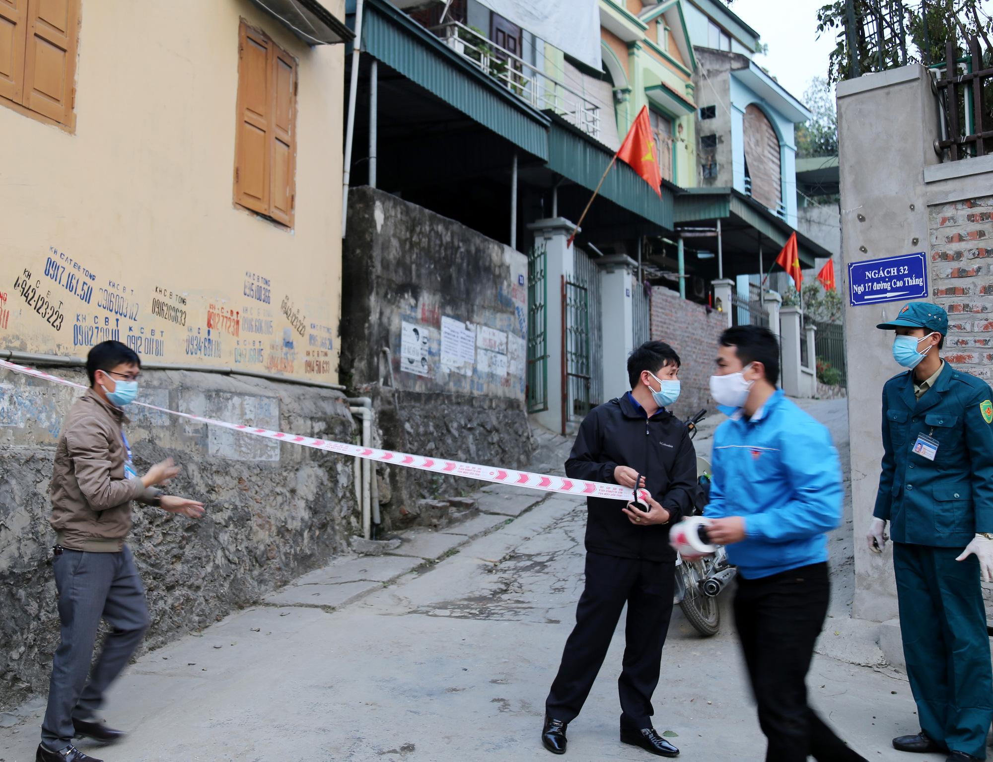Quảng Ninh: Phong tỏa tạm thời một chợ tại TP.Hạ Long - Ảnh 2.