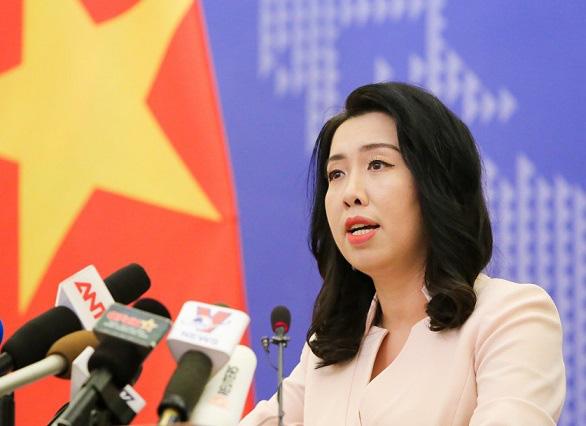 Việt Nam lên tiếng việc Trung Quốc thông qua Luật Cảnh sát biển - Ảnh 1.