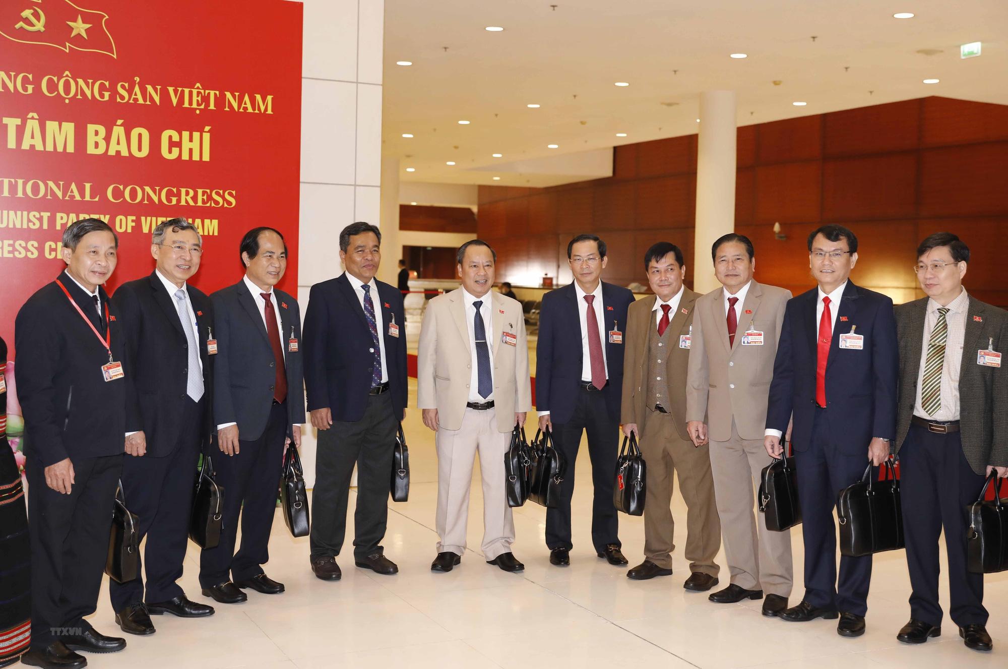 Ảnh: Ngày 29/1, Đại hội XIII tiếp tục làm việc về công tác nhân sự - Ảnh 19.