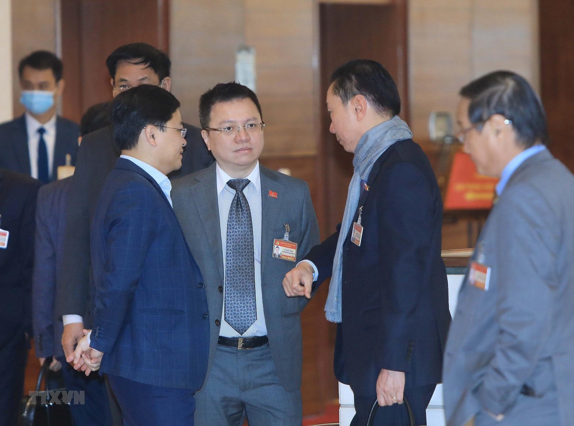 Ảnh: Ngày 29/1, Đại hội XIII tiếp tục làm việc về công tác nhân sự - Ảnh 2.