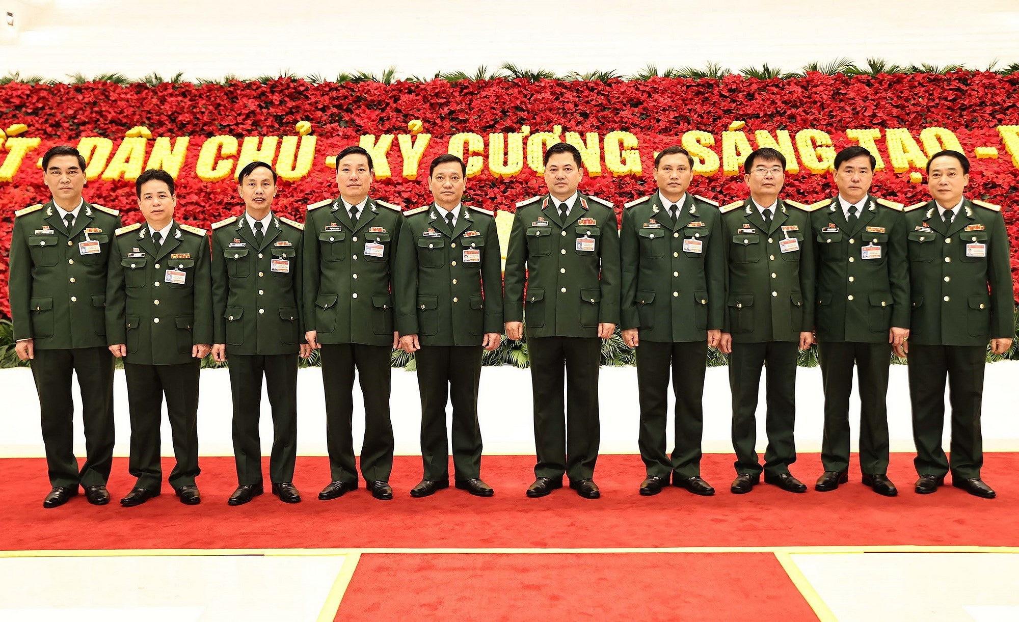 Ảnh: Ngày 29/1, Đại hội XIII tiếp tục làm việc về công tác nhân sự - Ảnh 5.