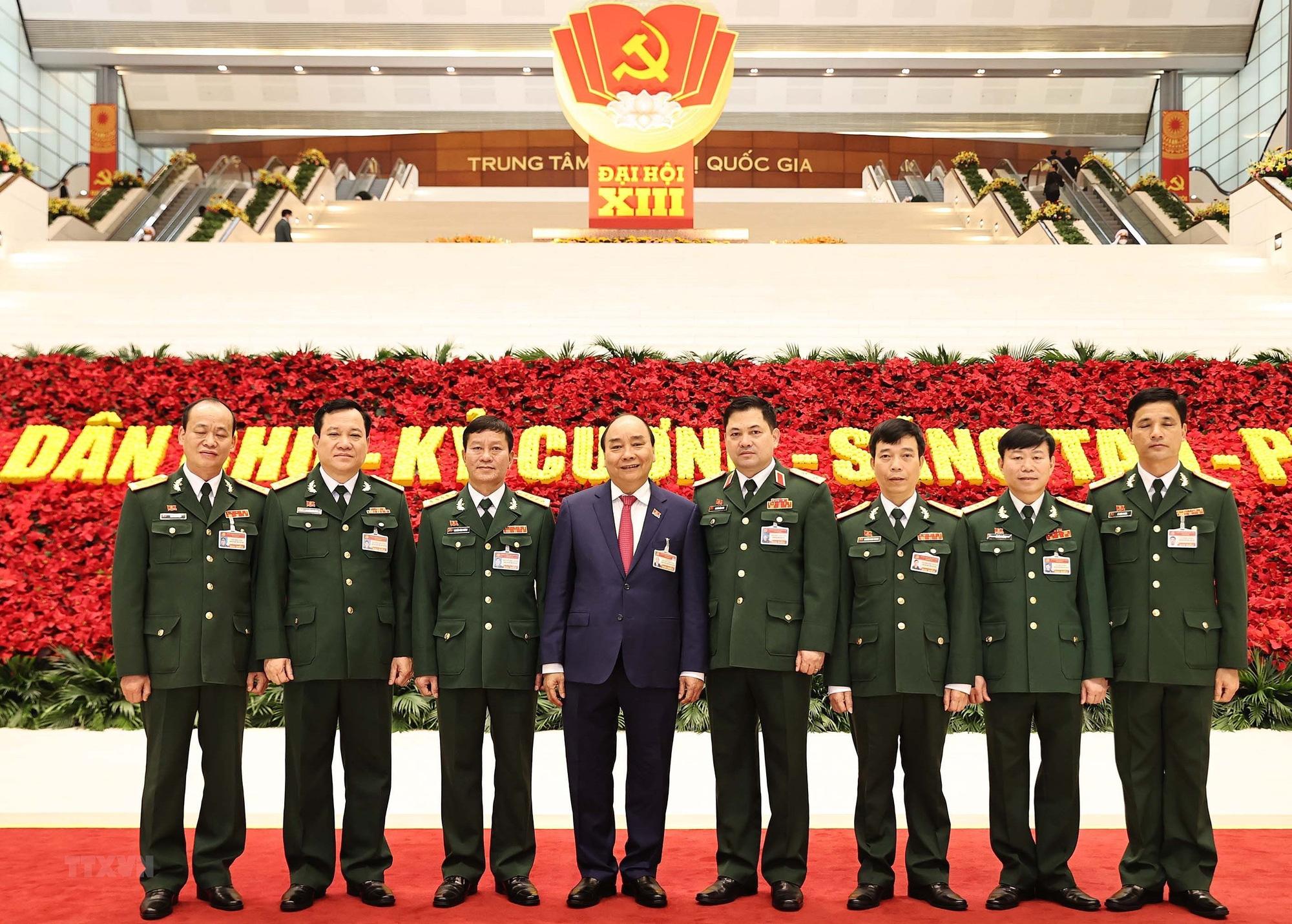 Ảnh: Ngày 29/1, Đại hội XIII tiếp tục làm việc về công tác nhân sự - Ảnh 6.