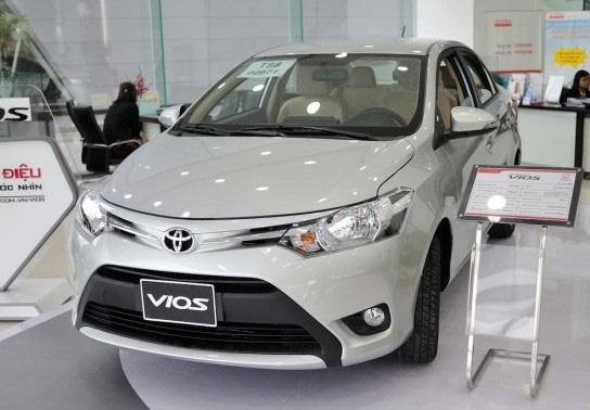 """""""Danh mục"""" lỗi xe Toyota Vios: Túi khí không bung và những gì?  - Ảnh 1."""