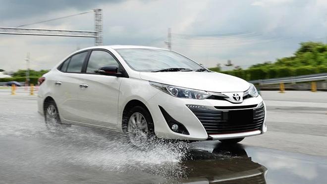 Xe Toyota Vios giá lăn bánh bao nhiêu tháng 1/2021? - Ảnh 3.