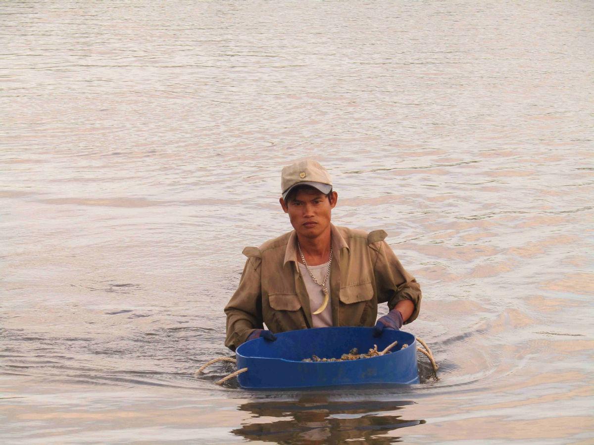 """Phú Yên: Rủ nhau ra vịnh Xuân Đài lượm ốc hương, tán chuyện """"trên trời dưới biển"""" mà vẫn ra tiền - Ảnh 8."""