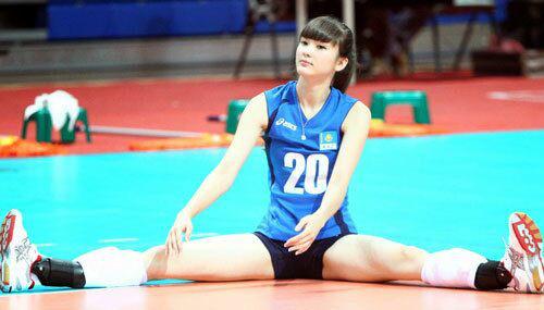"""Tiết lộ bất ngờ về chồng của """"nữ thần bóng chuyền"""" Sabina Altynbekova - Ảnh 9."""