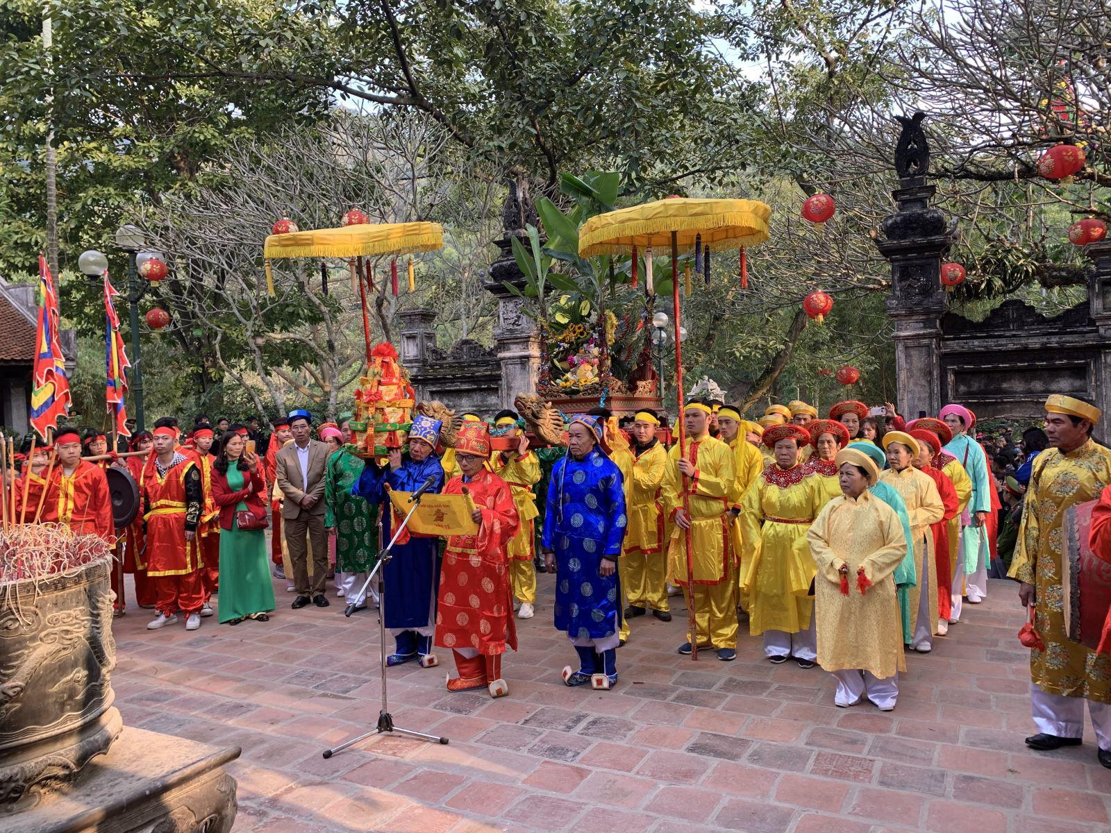 Đền Sóc Sơn được công nhận là điểm du lịch của Hà Nội - Ảnh 1.