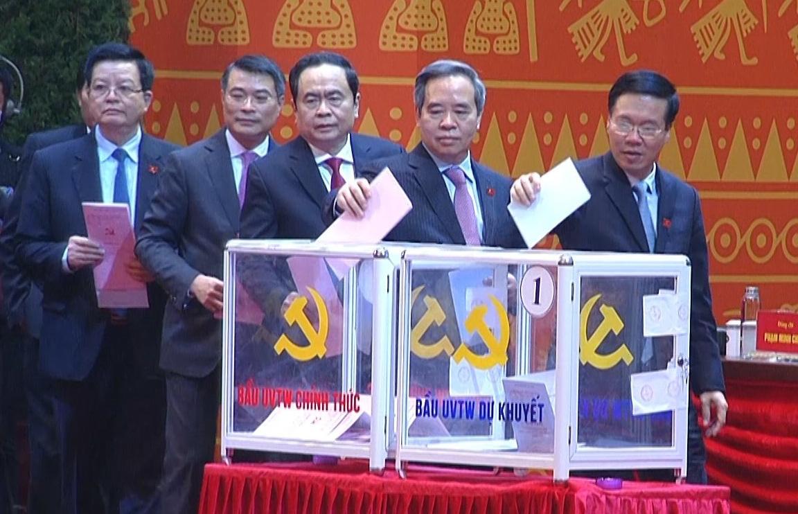 Danh sách chính thức 200 Ủy viên Trung ương Đảng khóa XIII - Ảnh 2.