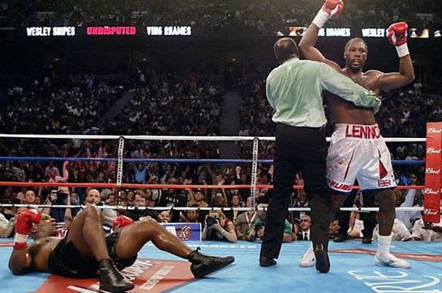 10 bê bối nổi tiếng của Mike Tyson: Dùng dương vật giả, hiếp dâm, cắn tai đối thủ - Ảnh 4.