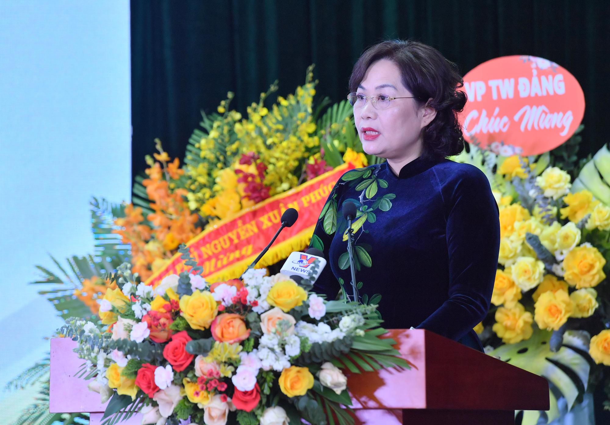 Thống đốc Nguyễn Thị Hồng trúng ủy viên Ban Chấp hành Trung ương khóa XIII - Ảnh 1.