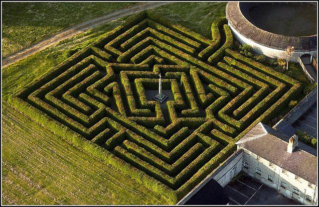 Phá giải những bí ẩn của người đàn ông tạo ra hàng trăm mê cung trên toàn thế giới - Ảnh 6.