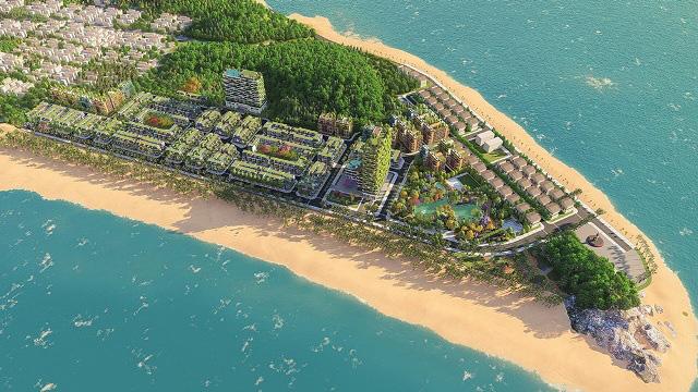 Tập đoàn Flamingo lập quy hoạch tỷ lệ 1/2000 quần thể đô thị du lịch nghỉ dưỡng Hải Tiến  - Ảnh 1.