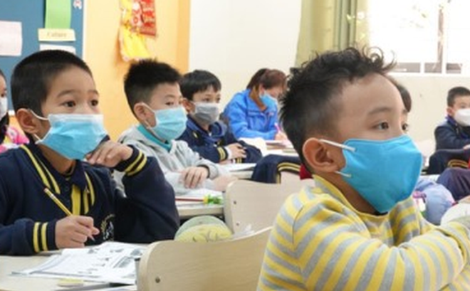 Hà Nội công bố ngày học sinh, sinh viên trở lại trường sau nghỉ dịch Covid-19 - Ảnh 1.