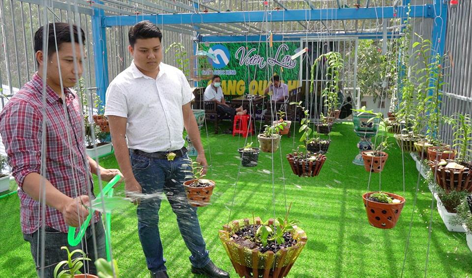 """Vườn lan đột biến """"khủng"""" trị giá 80 tỷ ở TP Cần Thơ có gì đặc biệt, các ông chủ tiết lộ điều bất ngờ - Ảnh 7."""