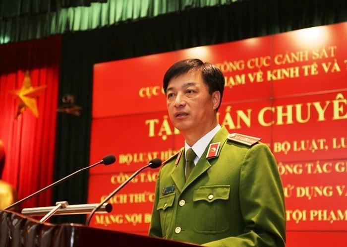 Chân dung 6 tướng Công an trúng cử Ban Chấp hành Trung ương khóa XIII - Ảnh 4.