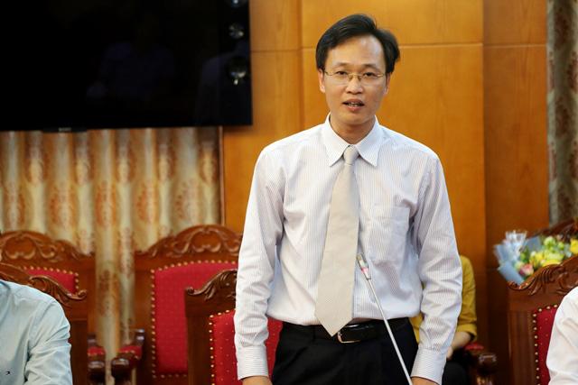 Chân dung 6 Uỷ viên Trung ương Đảng khoá XIII trưởng thành từ ngành ngân hàng - Ảnh 3.