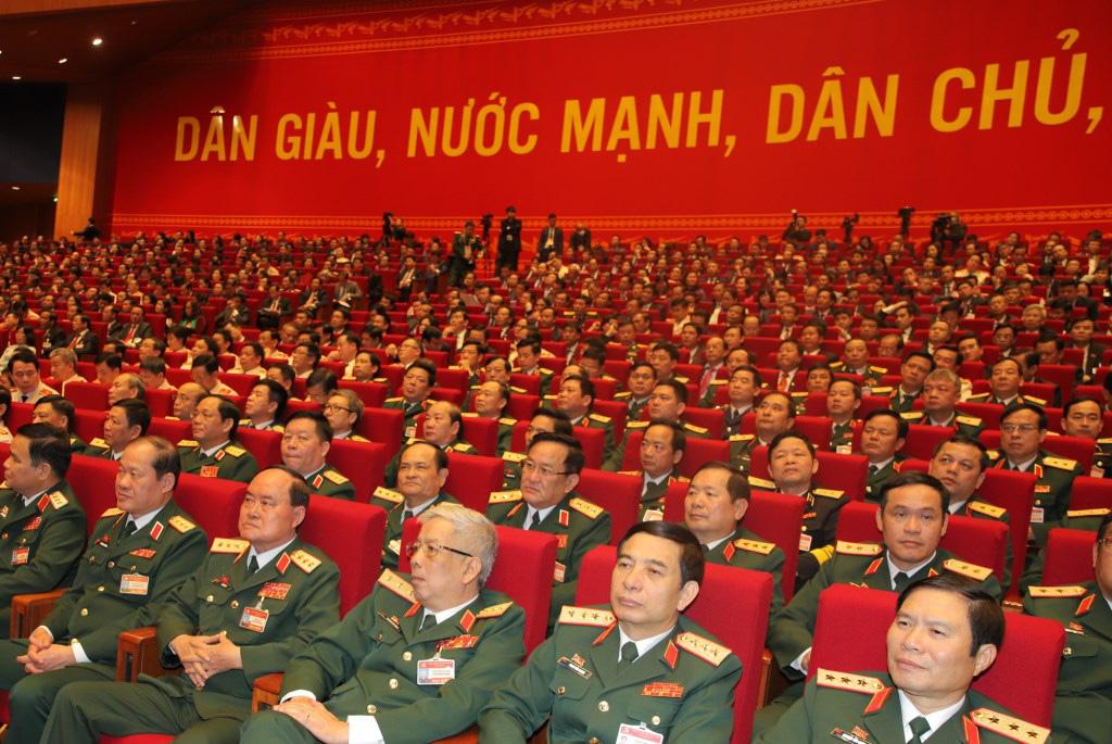 Danh sách tướng Quân đội trúng cử Ban Chấp hành Trung ương khóa XIII - Ảnh 1.