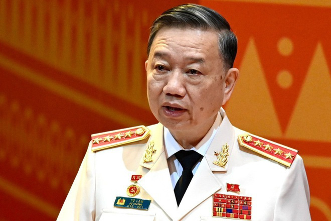 Chân dung 6 tướng Công an trúng cử Ban Chấp hành Trung ương khóa XIII - Ảnh 1.