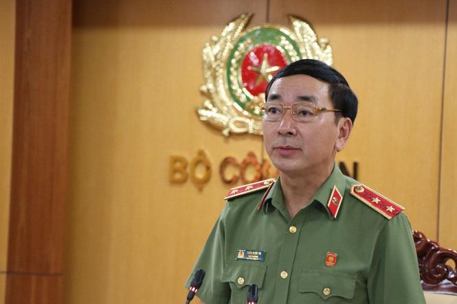 Chân dung 6 tướng Công an trúng cử Ban Chấp hành Trung ương khóa XIII - Ảnh 2.