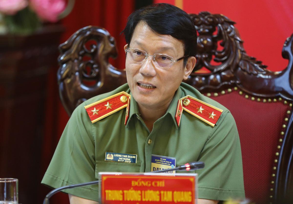 Chân dung 6 tướng Công an trúng cử Ban Chấp hành Trung ương khóa XIII - Ảnh 3.