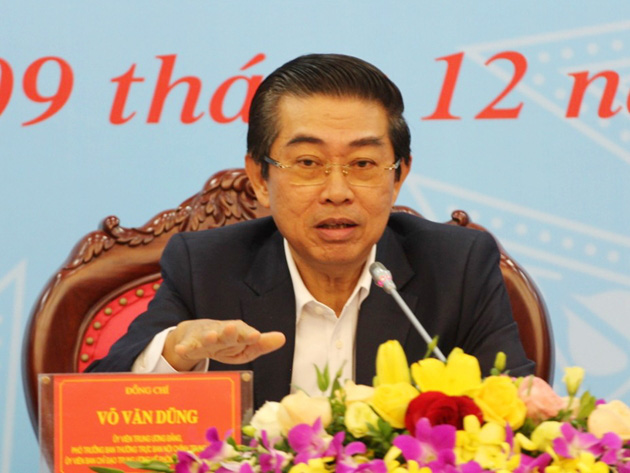 Chân dung những Ủy viên Trung ương thuộc trường hợp đặc biệt tái cử khóa XIII - Ảnh 2.